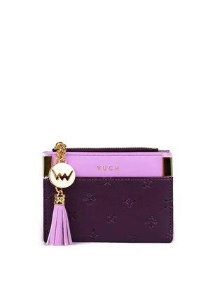 Vuch fialová malá peněženka Mia