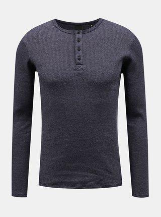 Tmavomodré pánske tričko ZOOT Baseline Peppi