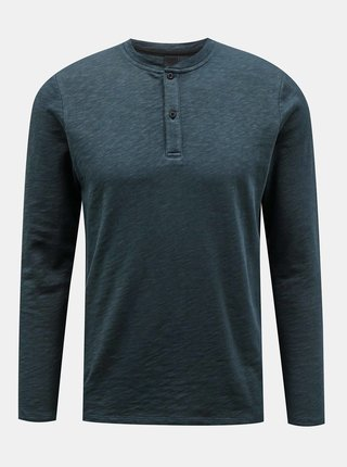 Zelenomodré pánske tričko ZOOT Henri