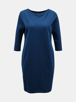 Tmavomodré šaty s vreckami ZOOT Lola 2