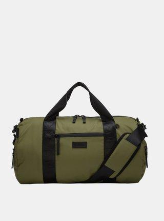 Kaki cestovná taška Consigned