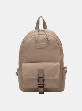 Béžový dámský batoh Consigned
