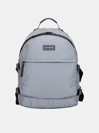 Šedý batoh Consigned