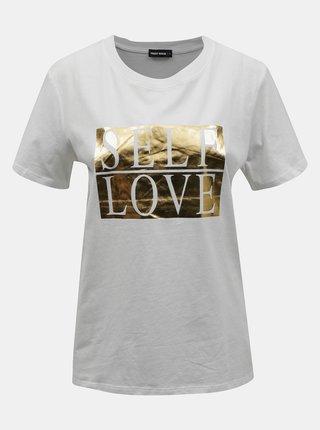 Tricouri pentru femei TALLY WEiJL - alb
