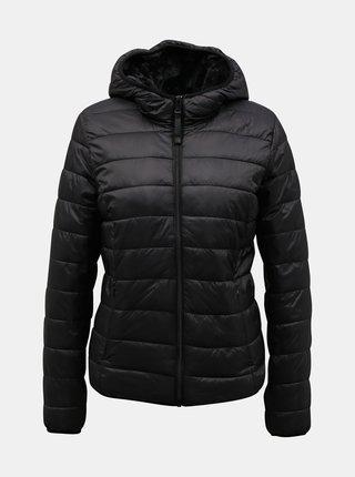 Černá zimní prošívaná bunda TALLY WEiJL