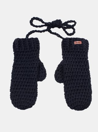 Černé dámské rukavice DOKE