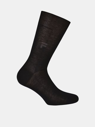 Čierne pánske ponožky FILA