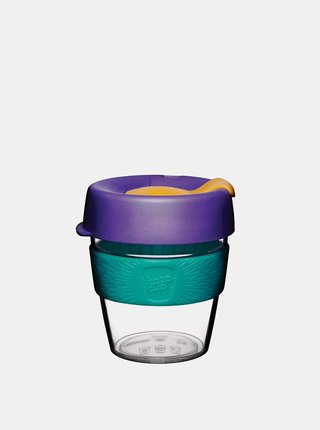 KeepCup - petrol, mov