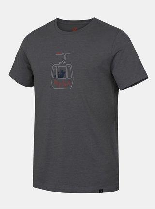 Šedé pánske tričko Hannah
