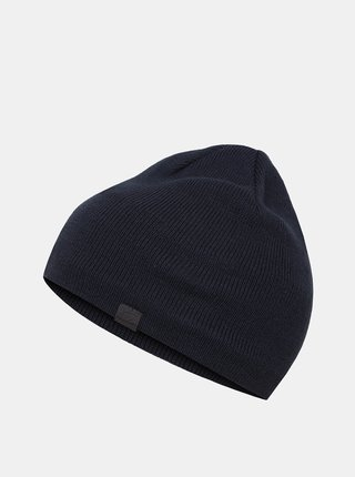 Tmavě modrá pánská čepice Hannah