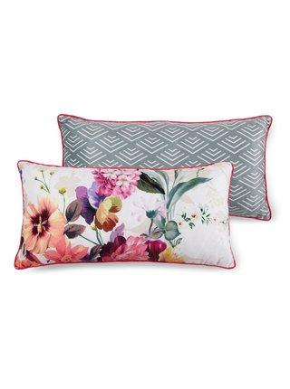 Home dekorativní polštář s výplní Descanso Novara White 30x60