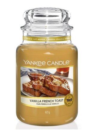 Yankee Candle vonná svíčka Vanilla French Toast Classic velká