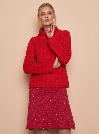 Pulovere pentru femei Tranquillo - rosu