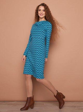 Rochii casual pentru femei Tranquillo - albastru