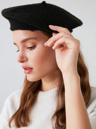 Černý dámský baret Trendyol