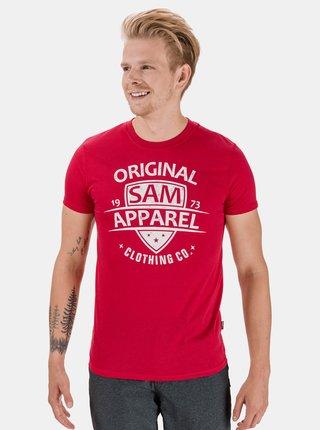 Tricouri pentru barbati SAM 73 - rosu