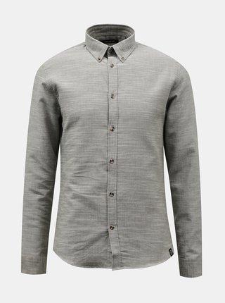 Šedá košile košile Shine Original