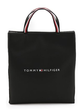 Tommy Hilfiger černá kabelka Tommy Shopper Ns Tote Black