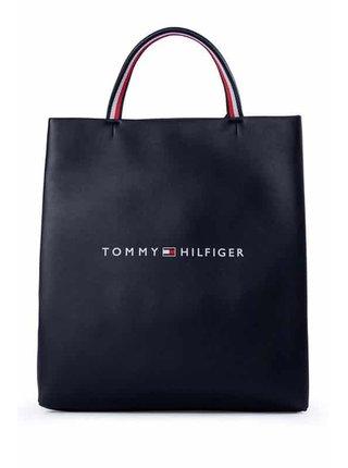 Tmavomodrá taška Tommy Hilfiger Tote Desert Sky