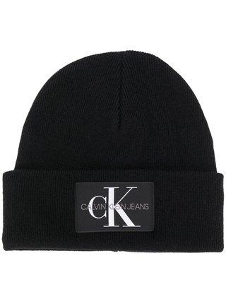 Calvin Klein černá čepice Beanie
