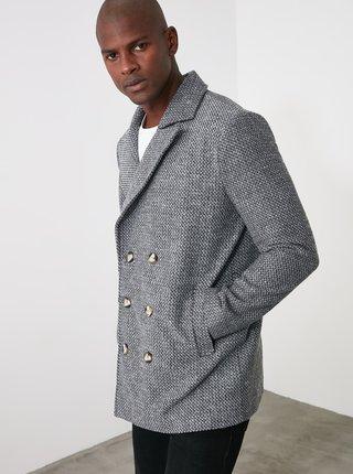 Paltoane pentru barbati Trendyol - gri