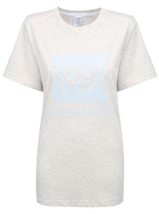 Tričká s krátkym rukávom pre ženy Calvin Klein