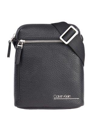 Calvin Klein černá pánská taška Reporter