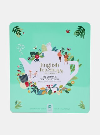 Fialová prémiová kolekcia čajov English Tea Shop