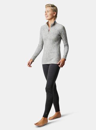 Šedé dámské sportovní tričko Smartwool