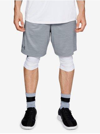 Šortky Under Armour MK-1 Twist Shorts-GRY