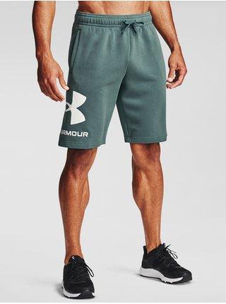 Kraťasy Under Armour UA Rival FLC Big Logo Shorts-BLU