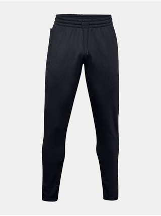 Tepláky Under Armour UA Armour Fleece Pants - černá