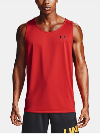 Tílko Under Armour Tech 2.0 Tank - červená