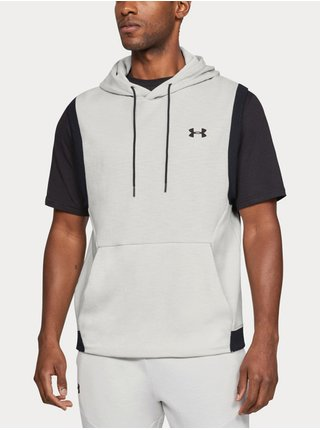 Mikina Under Armour Unstoppable 2X Knit Sl Hoodie