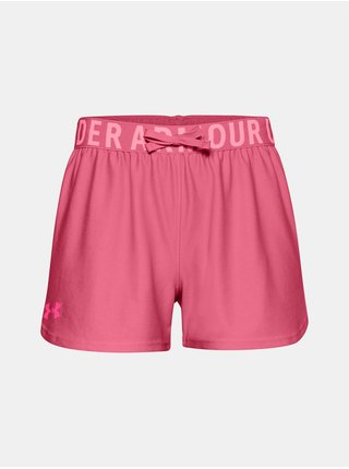 Kraťasy Under Armour Play Up Solid Shorts-PNK