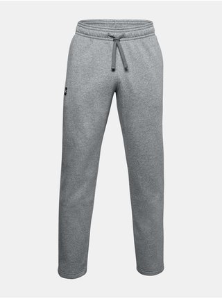 Tepláky Under Armour UA Rival Fleece Pants-GRY