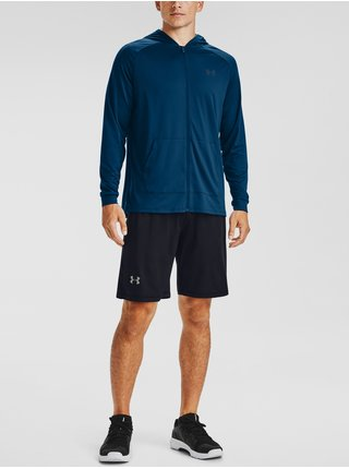 Mikina Under Armour UA TECH 2.0 FZ HOODIE-BLU