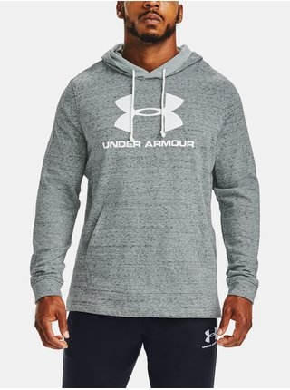 Mikina Under Armour SPORTSTYLE TERRY LOGO HOODIE