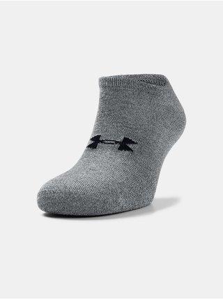 Ponožky Under Armour UA Men's Essentials NS-GRY