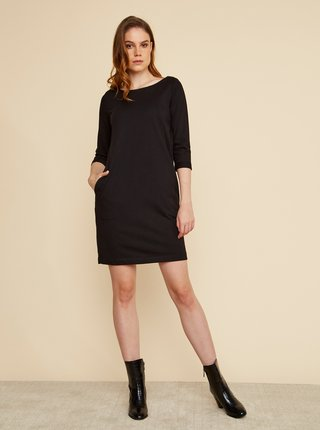 Čierne šaty ZOOT Baseline Hana 2