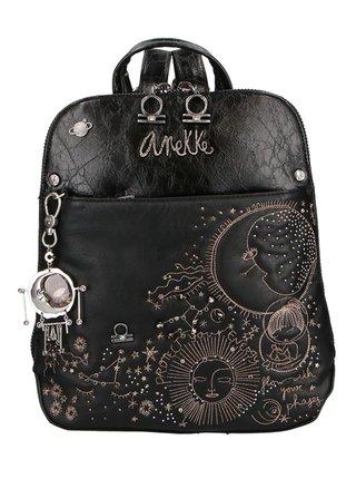 Anekke černý batoh Universe