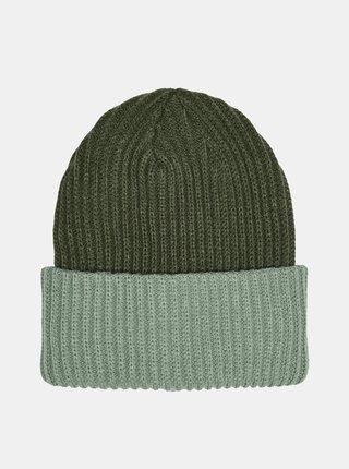 Zelená čepice ONLY