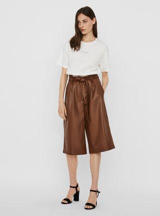 Tricouri pentru femei AWARE by VERO MODA - alb