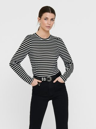 Bluze pentru femei Jacqueline de Yong - negru, alb