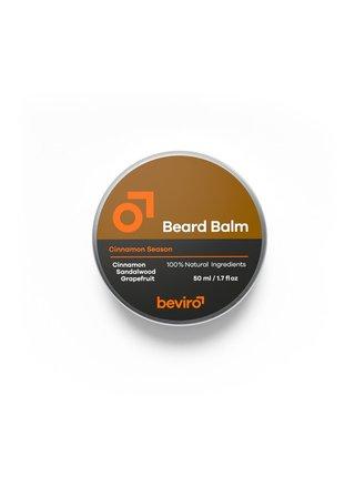 Beviro Balzám na vousy Cinnamon Season - 50 ml