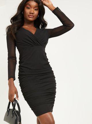 Rochii de seara pentru femei QUIZ - negru