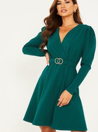Marimi curvy pentru femei QUIZ - verde