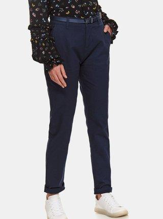 Pantaloni chino pentru femei TOP SECRET - albastru inchis