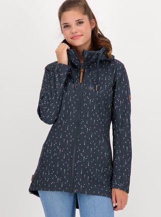 Jachete subtire pentru femei Alife and Kickin - albastru inchis