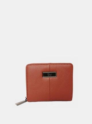 Hnedá peňaženka Gionni